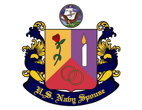 Print, US Navy Spouse