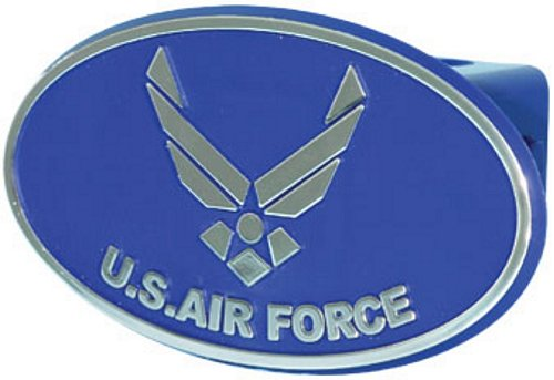 U.S. Air Force New Emblem Hitch Cover