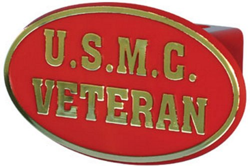 U.S. Marine Corps Veteran Hitch Cover
