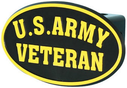 U.S. Army Veteran Hitch Cover