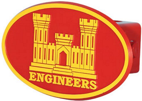 Engineers Hitch Cover
