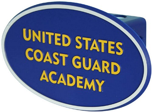 U.S. Coast Guard Academy Hitch Cover