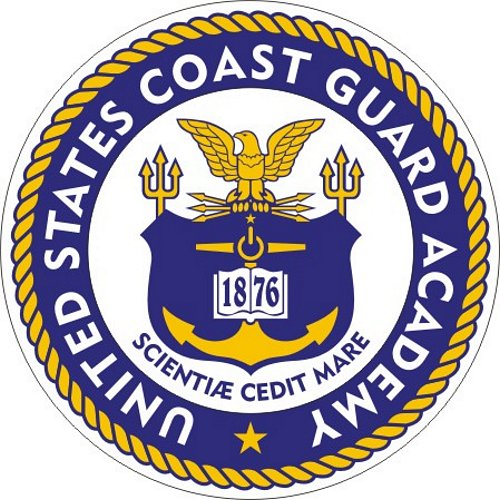 US Coast Guard Academy Mouse Pad