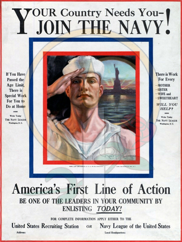 America's First Line of Action