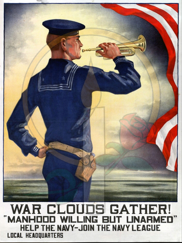 War Clouds Gather