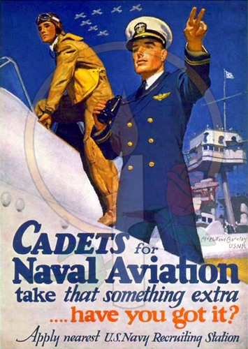 Cadets for Naval Aviation