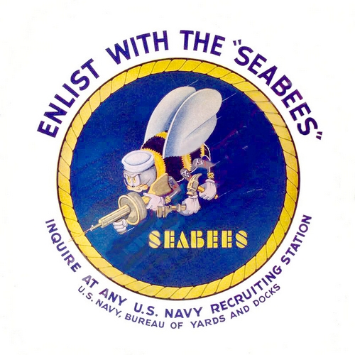 Enlist With the SeaBees