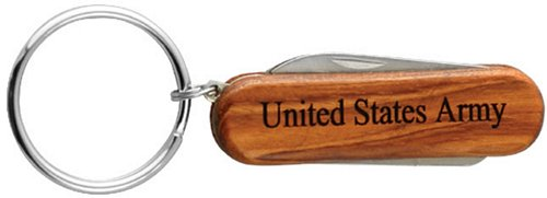 United States Army Key Ring Pocket Knife