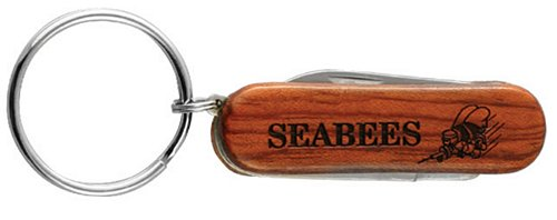 SEABEES w/Logo Key Ring Pocket Knife