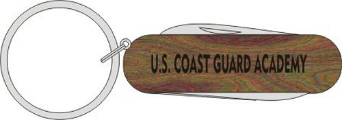 USCG Academy Key Ring Pocket Knife