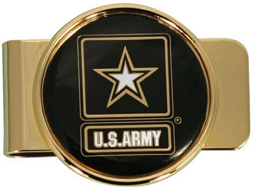U.S. Army Star Money Clip