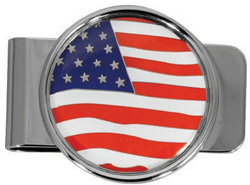 USA Flag Money Clip