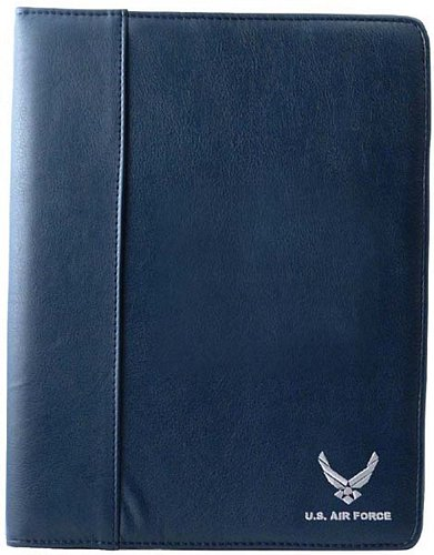 U.S. Air Force Logo Bi Fold Padfolio