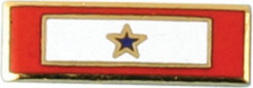 Blue Star Service Lapel Pin