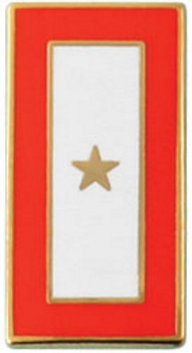 Gold Star Service Lapel Pin