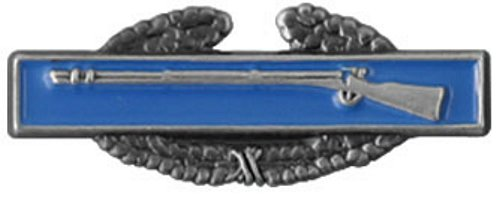 Combat Infantry Badge Pin