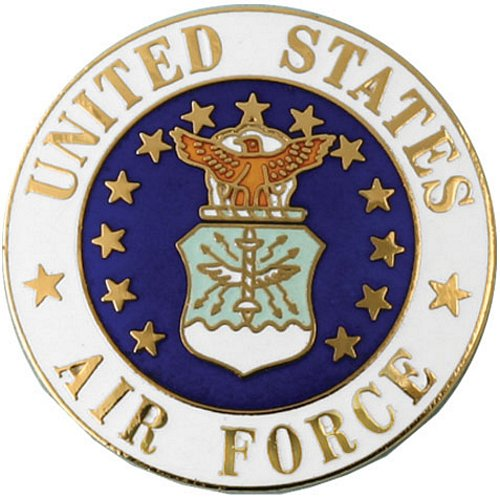 U.S. Air Force (Large) Pin