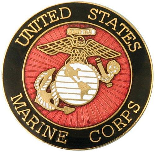 U.S. Marine Corps (Large) Lapel Pin