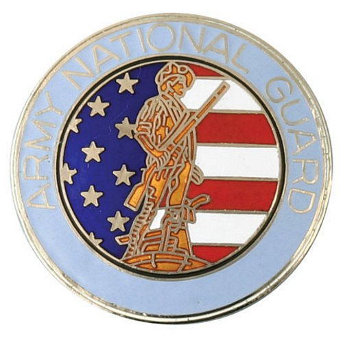 Army National Guard (lrg) Lapel Pin