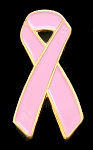 Fighting Breast Cancer Lapel