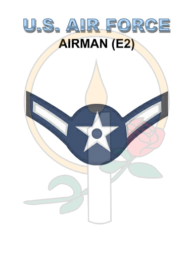 Rank Card, Air Force E2