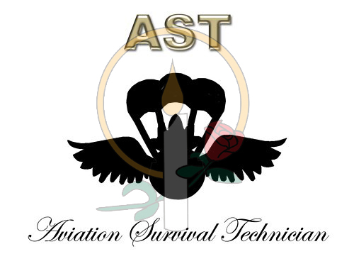 Rate Card, Aviation Survival Technician (AST)