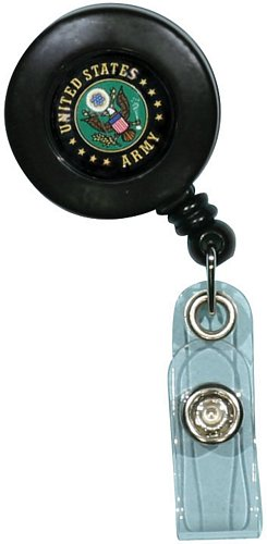 U.S. Army Crest Badge Holder