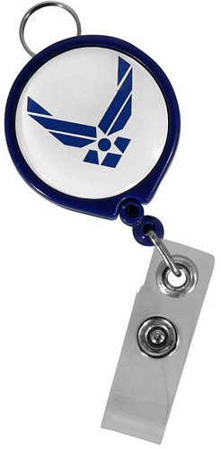 Air Force Hap Arnold Wing Badge Holder