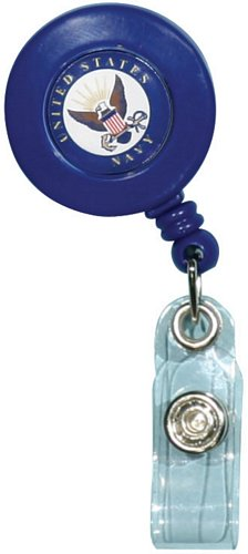 US Navy Anchor Badge Holder