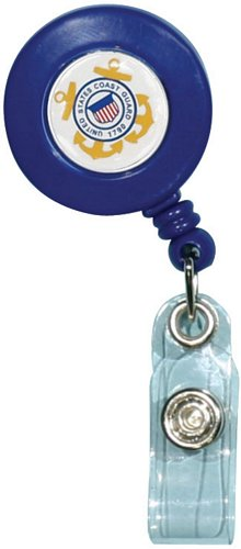US Coast Guard Crest Badge Holder