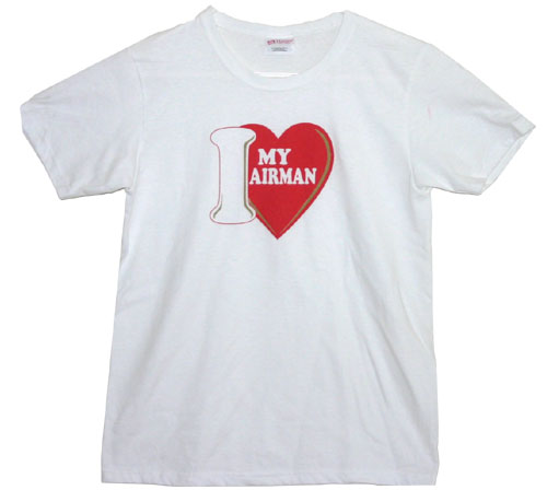 I Love My Airman T-Shirt