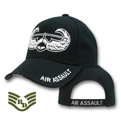 Air Assault Deluxe Logo Caps