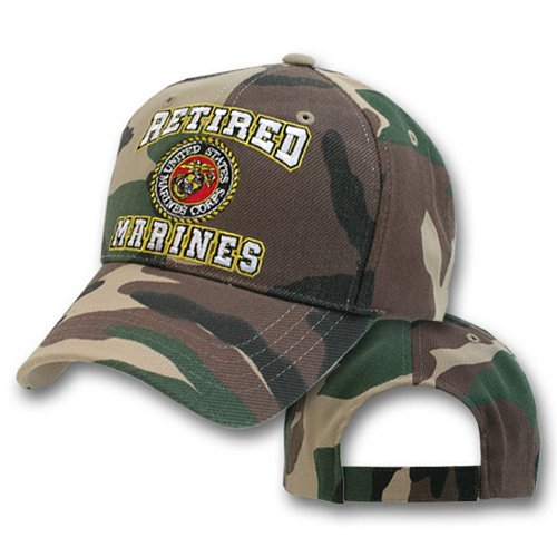 Retired Marines Camo
