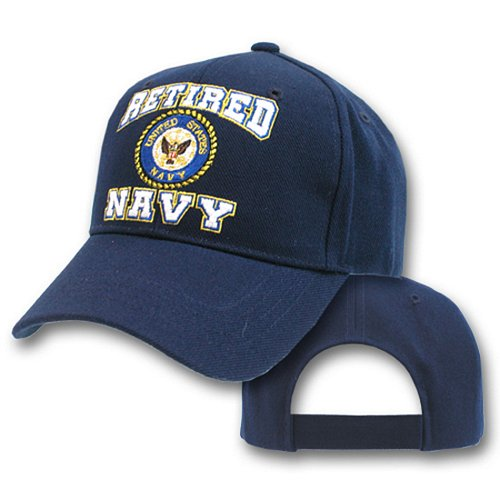 Retired Navy Blue