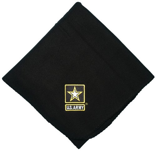 Army Star Logo Embroidered Stadium Blanket