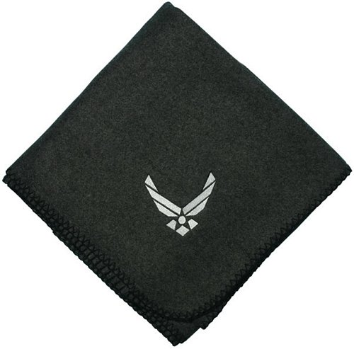 Air Force Hap Arnold Wing Embroidered Stadium Blanket