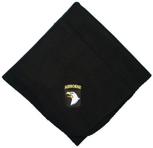 101st Airborne Logo Embroidered Stadium Blanket