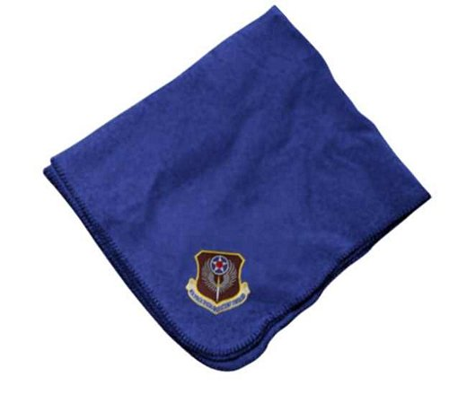Air Force Special Ops Command Embroidered Stadium Blanket
