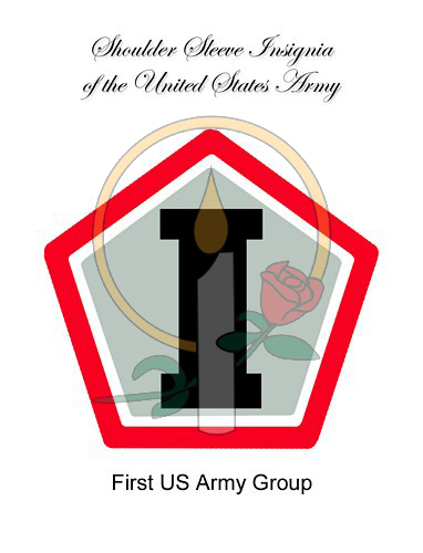 SSI CARD, First Army Group