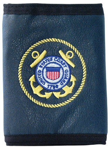 USCG Soft Leather Wallet