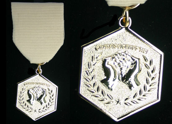 Volunteer Medal