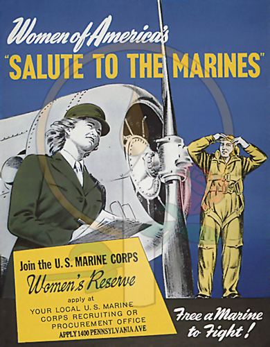 Salute to the Marines