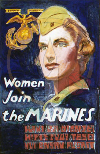 Women Join the Marines