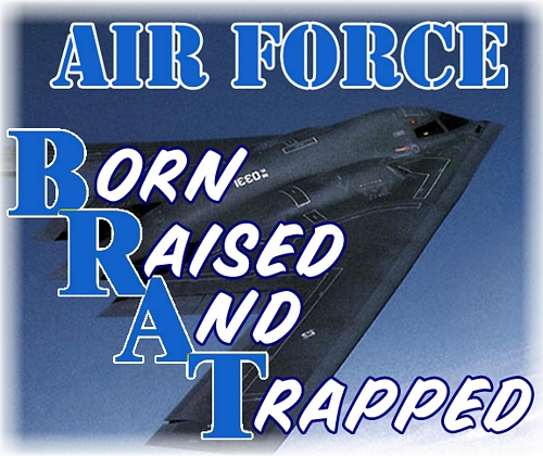 BRAT, TShirt - Air Force 2