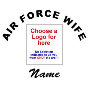 Air Force Wife with Name