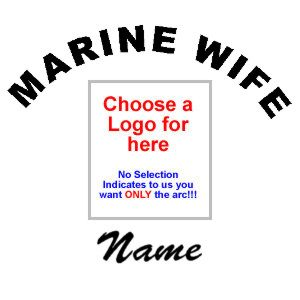 Marine Wife with Name