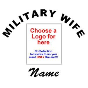 Military Wife with Name