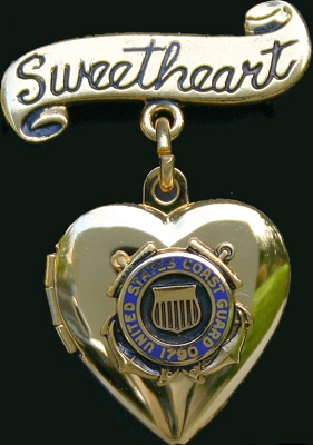 Sweetheart Scroll USCG