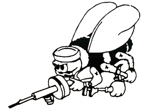 Stamp, SeaBEEs
