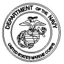 Stamp, Marine Corps Seal